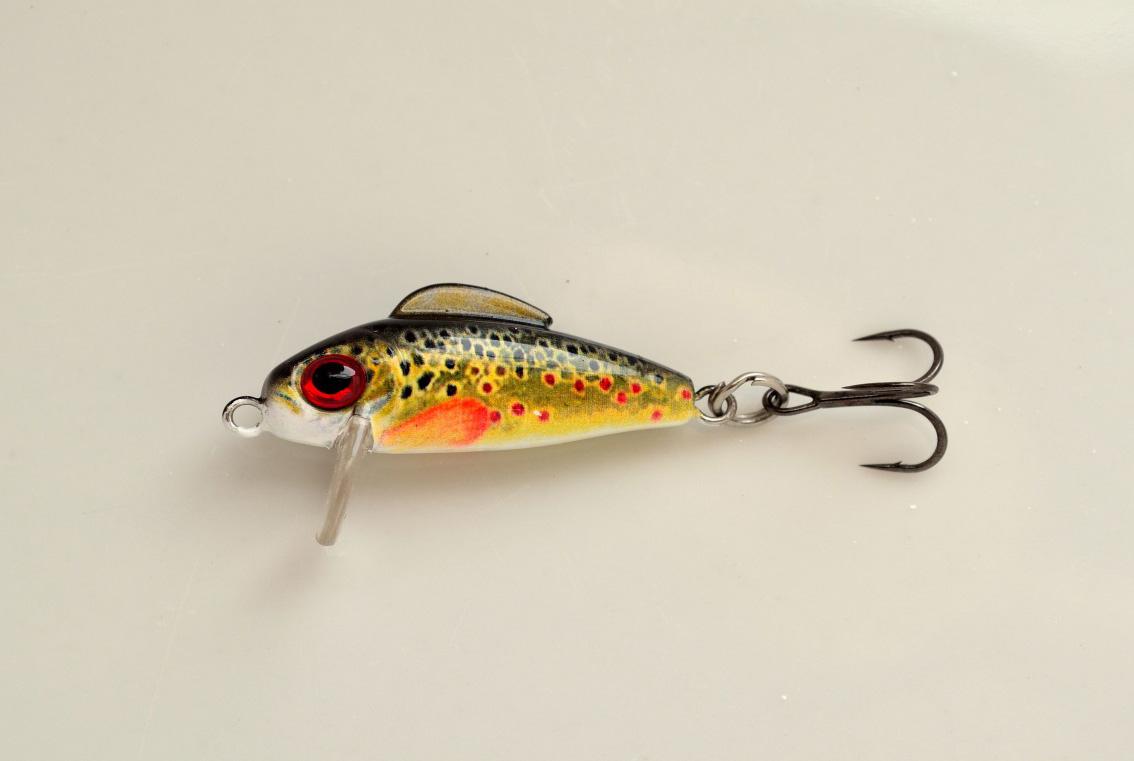 Brown trout lures for Brown trout fly fishing